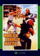 World of Drunken Master (DVD, 2013)