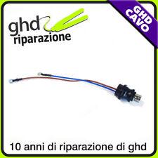 Cavo Connettore Femmina GHD MK4 x Riparazioni su Piastra x Capelli 4.2b 5.0 IT