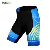 Gel Padded Cycling Shorts Mountain Bike Shorts Ciclismo Bicycle Short Pants