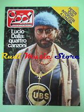 rivista CIAO 2001 30/1981 Lucio Dalla Peter Tosh Elton John Mia Martini  No cd