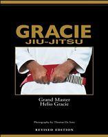 Gracie Jiu-Jitsu Master Text Book Revised Edition Helio Gracie BJJ *2nd Day Air*