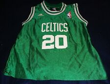 Adidas Ray Allen Boston Celtics NBA Basketball Jersey size 24M Months