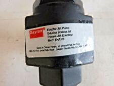 """Dayton Maintenance-Free Jet Pump, 1"""" NPT Inlet, 0.61 Sizing Factor (B)"""