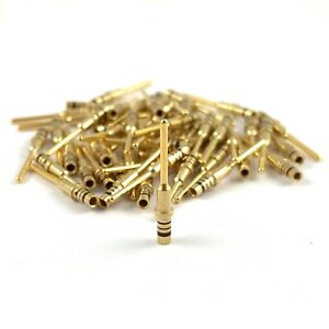 50x Deutsch DTM Pin 24-20 AWG Gold Contact Male Terminal for DTM Connector Plug