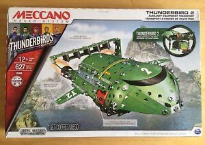 Meccano - Thunderbird 2 Set (Set 15309)