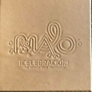 Malo - !Celebracion! 4 x CD Box Set. Numbered Limited Edition. 2001. Nr Mint.