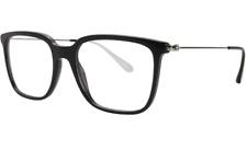 Prada Eyeglasses PR17TV 1AB1O1 Catwalk Black Optical Frame SIZE 55