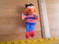 "The Muppets Sesame Street Bert and Ernie 5"" plush Applause set 1986"