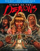 NIGHT OF THE DEMONS USED - VERY GOOD BLU-RAY/DVD