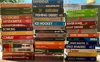 Atari 2600 Video Games - All in Original Boxes Great Condition! Tested AMAZING