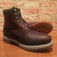 Timberland MENS 6 Inch Premium Waterproof A1VGW BROWN BOOTS ALL SIZES