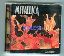 CD de musique rock hard rock Metallica