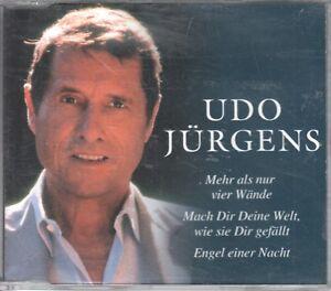 Udo Jürgens  CD-SINGLE  MEHR ALS NUR VIER WÄNDE    (c) 2003