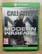 Xbox One - CALL OF DUTY: MODERN WARFARE