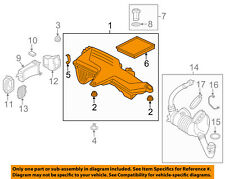 BMW OEM 14-16 328d xDrive 2.0L Air Cleaner Intake-Filter Box Housing 13718507313