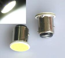 1157 P21/5W BAY15D LED 12 SMD COB Weiß Lampe Bremslicht Rücklicht Leuchte Birne