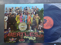 THE BEATLES - 6x NM AUSTRALIAN PRESSING ORANGE LABEL, ALL IMMACULATE Sgt Peppers