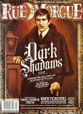 RUE MORGUE MAGAZINE #122 MAY 2012 DARK SHADOWSNEW