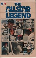 1977 THE ALL STAR LEGEND MAGAZINE RUTH AARON MAYS WILLIAMS ROSE CLEMENTE