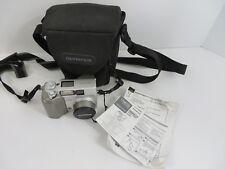 Olympus C-3020 Zoom Camedia Digital Camera 3.2MP AS IS For Parts or Repair #7063