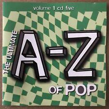 The Ultimate A-Z Of Pop - Volume 1 CD Five - 80s Best Of Elton John Status Quo