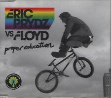 ERIC PRYDZ vs FLOYD  Proper Education 2 TRACK CD NEW - NOT SEALED