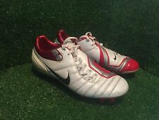 NIKE AIR ZOOM TOTAL 90 I II III FG SUPREMACY SOCCER FOOTBALL CLEATS 8,5 7,5 42