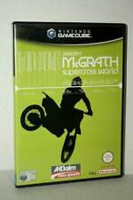 JEREMY MCGRATH SUPERCROSS WORLD GIOCO USATO GAMECUBE EDIZIONE ITALIANA TG1 48026