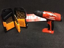 Hilti Sf 150-A Screwdriver, Preowned, Bare Tool, Free Set Of Bits, Fast Ship