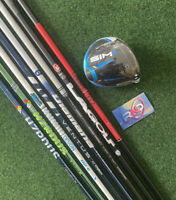 TaylorMade Sim 2 Driver W/-Premium Aftermarket Shaft Driver Combo Options