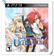 PS3 SONY PlayStation The Awakened Fate Ultimatum RPG NIS America
