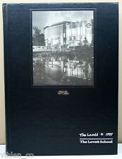 1997 Lovett School YEARBOOK annual LEONID Atlanta Georgia Vol 38 ONE hardcover