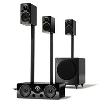 EPOS AVS 5.1 HOME THEATRE SYSTEM 50% OFF *BONUS 2 FRONT SPEAKER STANDS*