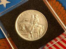 FS101 1925 DDO Stone Mountain Silver Half Dollar Coin