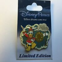 WDW - Year of a Million Dreams - Donald Duck LE 1500 Disney Pin 51708