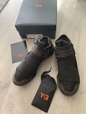 Yohji Yanamoto X Adidas Y-3 QASA High Sneakers   Size UK 9-(43) Vista Grey