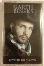 Garth Brooks Beyond the Season cassette Sealed 1992 Club copy Christmas Country