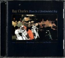 RAY CHARLES Blues in a sentimental key CD Sealed