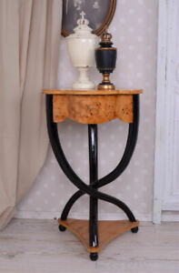 Telephone Wall Side Table Root Wood Baroque Console Table Console Baroque