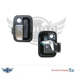 Exterior Handle LH Peterbilt  HLK2330   R56-6009