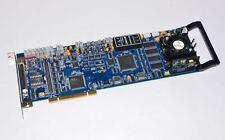 Microstar Dap 5200a/626 Data Acquisition Processor Board w/ Analog Digital Board