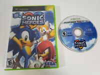 Sonic Heroes (Microsoft Xbox 2004) - Disc Only, Tested, Works