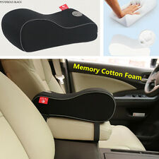 Luxury Cushion Car Seat Armrests Center Consoles Pillow Pads Memory Cotton Foam