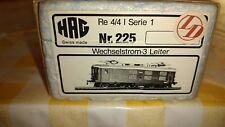 HAG 225 E-Lok re 4/4 serie 1 Verde NUOVO
