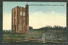 Postcard : Stirling, Cambuskenneth Abbey and Tomb of James lll