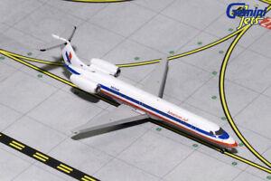 Gemini Jets American Eagle Embraer ERJ-145 N639AE 1/400 Scale Model GJAAL1565