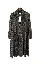 NWT The MASAI Gotzon Tunic Dress Polka Dots A-line Long sleeve size XL