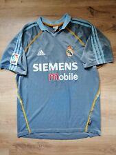 Guti #14 Real Madrid 2003 2004 Third Football Jersey M Shirt Camiseta RARE