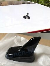 VW Golf MK7 Shark Fin Roof Decorative Decorate Dummy Antenna Aerial Gloss Black