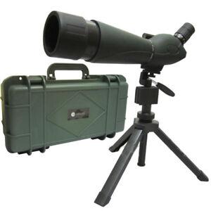 Hawke Vantage 24-72 x 70 Spotting Scope Kit Cased & Tripod #51101 (UK Stock) NEW